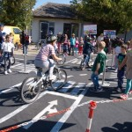 Mini poligon za obuku djece u saobraćaju (VIDEO)