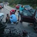 Više osoba povrijeđeno u nesreći u Gradačcu