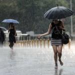 NIMALO OPTIMISTIČNA PROGNOZA Sutra obilna kiša, na sjeveru do 130 litara po metru kvadratnom