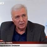 Pavić demantuje Čavićeve optužbe (VIDEO)