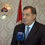 Dodik: Jedinstvo Srpske najbolji odgovor Incku