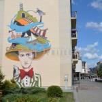 Raspisan konkurs za četvrti gradski mural u Prijedoru