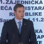 Vučić: Očuvanje Srpske je važno i za BiH i za Srbiju
