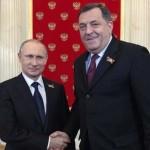 Dodik i Putin će se sastati u Sočiju