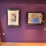 Galerije 96 u Prijedoru: Slike, grafike, crteži i mozaici pred posjetiocima