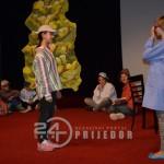 Pozorište Prijedor raspisalo konkurs za skolske dramaske sekcije