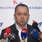 """Poslanik SDS-a Zlatko Maksimović formirao """"Uspješnu Srpsku"""""""