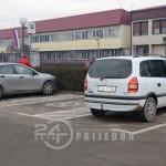 Kažnjena 52 vozača zbog parkiranja na mjesta za osobe sa invaliditetom
