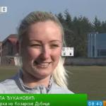 Radmila Đukanović atletičarka iz Kozarske Dubice (VIDEO)