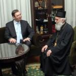 Patrijarh Irinej i Vučić 9. januara na proslavi Dana Republike Srpske