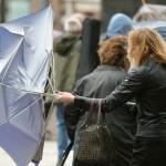 Narandžasto upozorenje zbog olujnog vjetra i obilne kiše