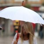 Danas nestabilno sa kišom i pljuskovima