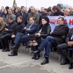 Oko 2.000 građana podržalo Pavlovića i radnike banke (VIDEO)