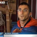 Životna priča Velibora Mrkajića: Uz snažnu želju i volju savladao najveće prepreke (VIDEO)