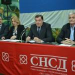 Prijedor: Dodik sa predstavnicima gradskih i opštinskih odbora SNSD-a