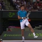 Evo kako je Đoković podigao publiku na noge (VIDEO)