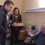 Mladi SNSD posjetili dom za starija lica
