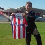 Mladi fudbalski talenat iz Prijedora na vratima Crvene Zvezde