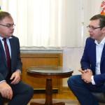Ivanić pozvao rukovodstvo Srbije da se ne miješa u izbore! Dačić odgovara: Svi znamo ko se miješa (VIDEO)