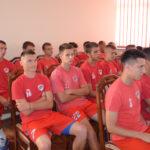 Počele pripreme fudbalera Borca