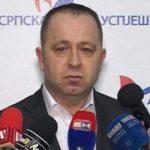 Maksimović za Press: Netačne su tvrdnje ljudi iz bijeljinskog SDS-a