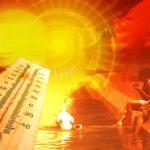 Sunčano i veoma vruće