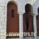 Uhapšen osumnjičeni za paljenje pravoslavne crkve u Sarajevu