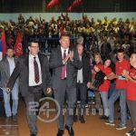 Dodik: Podrška odborničkoj listi stranke u Prijedoru (FOTO)