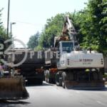 Rekonstrukcija ulice Vuka Karadžića (VIDEO)