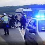 Jeziva saobraćajka na auto- putu, ima mrtvih među kojima i dvoje dece!