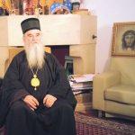Amfilohije: Priznanje Kosova najveća izdaja Crne Gore