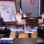 Sastanak Dodika, Čovića i Izetbegovića o formiranju vlasti