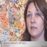 Galerija 96 - Izložba Jelene Minić Mrđen (VIDEO)