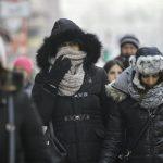 Veoma hladno vrijeme sa snijegom sve do petka