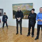 Otvorena izložba slika Dragana Stupara