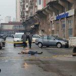 UZNEMIRUJUĆE: Muškarac izvršio samoubistvo skokom sa zgrade u Sarajevu (VIDEO)