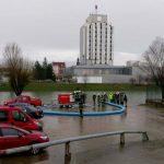 Prijedorski vatrogasci dobili pumpu za ispumpavanje vode velikog kapaciteta (VIDEO)