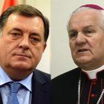 Dodik pisao Komarici: Neistinite izjave ne doprinose miru i suživotu