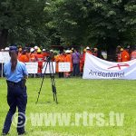 Ovako su radnici Mitala dočekali odluku Narodne skupštine RS (VIDEO)
