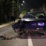 Sudar četiri vozila u Travniku, povrijeđeno dvoje djece