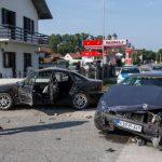 U sudaru Opela i Audija teško povrijeđen 15 godišnjak (FOTO)