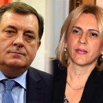 Dodik i Cvijanovićeva odgovorili Salkiću: Nema promjene naziva Republike Srpske (VIDEO)