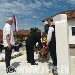 U Donjim Orlovcima kod Prijedora otkriven spomenik poginulim borcima VRS (VIDEO)