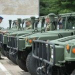 Američka donacija Vojsci Srbije