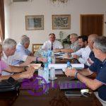 Delegacija FSRS kod gradonačelnika Prijedora Milenka Đakovića (FOTO)