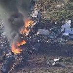 U padu američkog vojnog aviona poginulo najmanje 16 osoba (VIDEO)