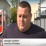 Rekonstrukcija i dogradnja Vatrogasnog doma u Prijedoru (VIDEO)