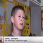 Udžbenici vjeronauke za djecu iz Velikog Radića (VIDEO)