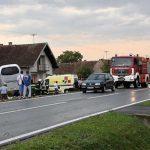 Nakon sudara s autom, autobus se zabio u kuću
