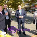 """Na gradskom trgu počeli """"Dani voća"""": Slabija ponuda na štandovima zbog suše i aprilskog mraza"""